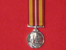 MINIATURE VOLUNTARY MEDICAL SERVICE MEDAL