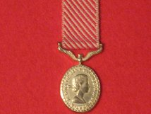 MINIATURE AIR FORCE MEDAL AFM EIIR