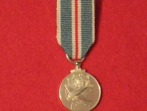 MINIATURE COMMEMORATIVE BAOR MEDAL BRITISH ARMY OF THE RHINE MEDAL