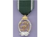 FULL SIZE ROYAL NAVAL RESERVE DECORATION MEDAL GVI REPLACEMENT MEDAL