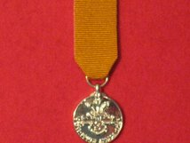 MINIATURE YORKSHIRE IMPERIAL YEOMANRY MEDAL