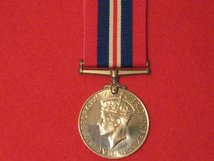 FULL SIZE END OF WAR MEDAL WW2 REPLACEMENT MEDAL