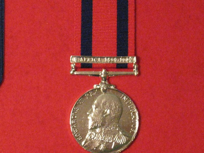 FULL SIZE TRANSPORT MEDAL S A 1899 1902 CLASP MEDAL MUSEUM STANDARD