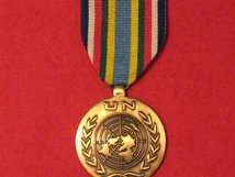 FULL SIZE UNITED NATIONS CENTRAL AFRICA MEDAL MINURCA