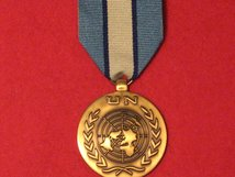 FULL SIZE UNITED NATIONS CYPRUS MEDAL UNFICYP MEDAL