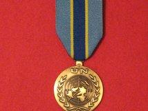 FULL SIZE UNITED NATIONS CONGO MEDAL MONUC MEDAL