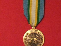 FULL SIZE UNITED NATIONS DARFUR MEDAL UNAMID