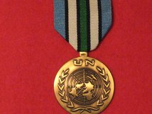 FULL SIZE UNITED NATIONS SOUTH SUDAN MEDAL UNMISS MEDAL