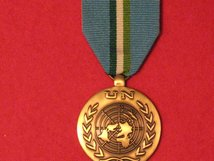 FULL SIZE UNITED NATIONS NEW GUINEA MEDAL UNTEA MEDAL