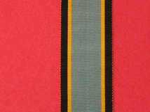 FULL SIZE AIR CREW EUROPE STAR MEDAL RIBBON