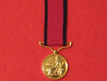 MINIATURE ARMY GOLD MEDAL 1810 WIDE NECK TYPE REF MM0220