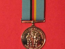 FULL SIZE COMMEMORATIVE BRITISH FORCES GERMANY MEDAL