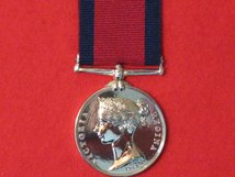 FULL SIZE MILITARY GENERAL SERVICE MEDAL MGSM 1847 REPLACEMENT MEDAL