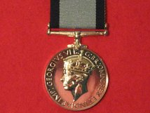 FULL SIZE CONSPICUOUS GALLANTRY MEDAL CGM FLYING GVI REPLACEMENT MEDAL