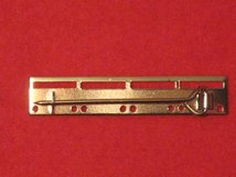 MINIATURE 4 SPACE MEDAL BROOCH BAR