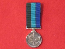MINIATURE COMMEMORATIVE ALLIED SPECIAL FORCES MEDAL