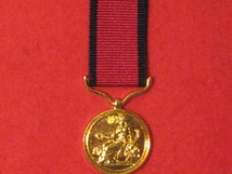MINIATURE ARMY GOLD MEDAL 1810