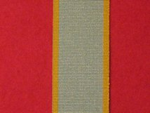 FULL SIZE CRIMEA MEDAL RIBBON