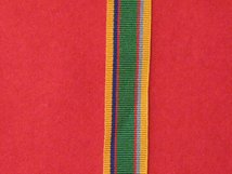 MINIATURE CADET FORCES MEDAL RIBBON