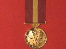 FULL SIZE COMMEMORATIVE PEACE MEDAL WITH RIBBON