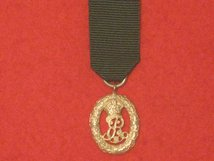 MINIATURE VOLUNTEER OFFICERS DECORATION MEDAL EDWARD VII CONTEMPORARY MEDAL