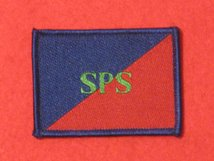 TACTICAL RECOGNITION FLASH BADGE SPS TRF BADGE