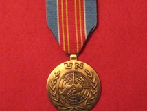 FULL SIZE UNITED NATIONS BOSNIA MEDAL UNPREDEP MEDAL