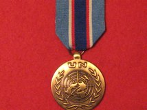 FULL SIZE UNITED NATIONS LIBERIA MEDAL UNMIL MEDAL.