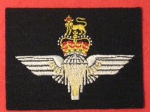 THE PARACHUTE REGIMENT BLAZER BADGE