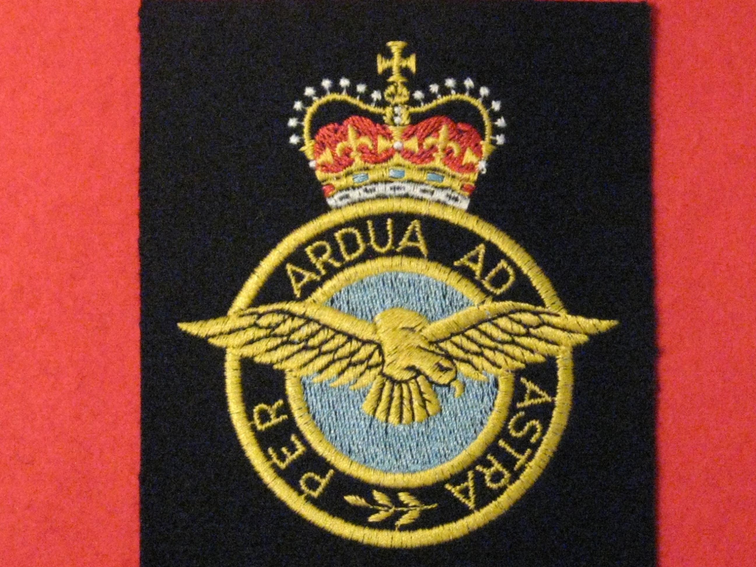Royal Air Force Blazer Badge