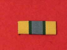 UNITED NATIONS UN SOMALIA MEDAL RIBBON SEW ON BAR