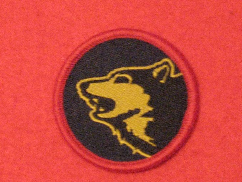British Army 104 Logistics Brigade Formation Badge Hill Military