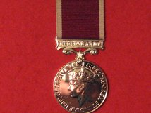 FULL SIZE ARMY LSGC LONG SERVICE GOOD CONDUCT GVI REPLACEMENT MEDAL