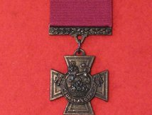 FULL SIZE VICTORIA CROSS MEDAL VC COPY