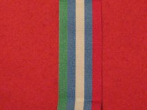 FULL SIZE UNITED NATIONS BOSNIA HERZEGOVINA MEDAL RIBBON