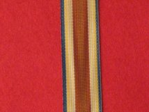 MINIATURE UNITED NATIONS UN YEMEN UNYOM MEDAL RIBBON