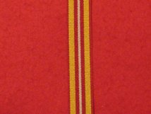 MINIATURE VOLUNTARY MEDICAL SERVICE MEDAL RIBBON