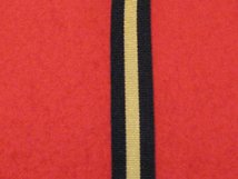 MINIATURE CAPE OF GOOD HOPE MEDAL RIBBON