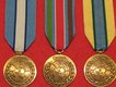 Full Size United Nations Medals