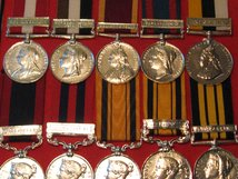 FULL SIZE QUEEN VICTORIA MEDAL SET OF 10 MEDALS  - COLLECTORS SET 2 MUSEUM STANDARD COPY MEDALS