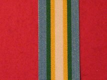 FULL SIZE UNITED NATIONS DARFUR MEDAL RIBBON