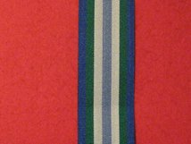 FULL SIZE UNITED NATIONS GEORGIA MEDAL RIBBON