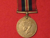 FULL SIZE END OF WAR MEDAL WW2 ORIGINAL MEDAL GVF