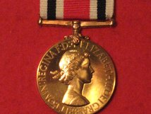 FULL SIZE SPECIAL CONSTABULARY MEDAL EIIR REPLACEMENT MEDAL