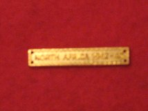 FULL SIZE NORTH AFRICA CLASP BAR