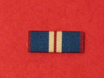 GOLDEN JUBILEE MEDAL RIBBON SEW ON BAR