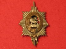THE WORCESTERSHIRE REGIMENT 36TH AND 29TH REGIMENT CAP BADGE
