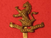 7TH DRAGOON GUARDS CAP BADGE