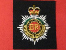 ROYAL CORPS OF TRANSPORT RCT BLAZER BADGE