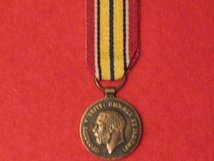 MINIATURE ALLIED SUBJECTS MEDAL